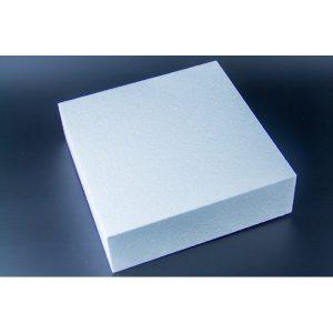 Square 14 Inch x 14 Inch x 3 Inch High Foam
