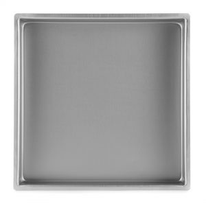 9 Inch x 9 Inch x 3 Inch High Square Cake Pan - Hot Stuff Bakeware