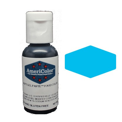 Americolor ELECTRIC BLUE Soft Gel Paste - 21.3g