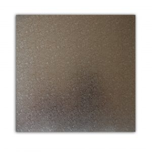 20 Inch Square Silver Masonite Cake Board