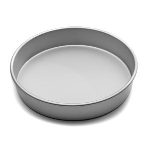10 Inch x 2 Inch High Round Cake Pan - Hot Stuff Bakeware