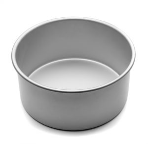 9 Inch x 4 Inch High Round Cake Pan - Hot Stuff Bakeware